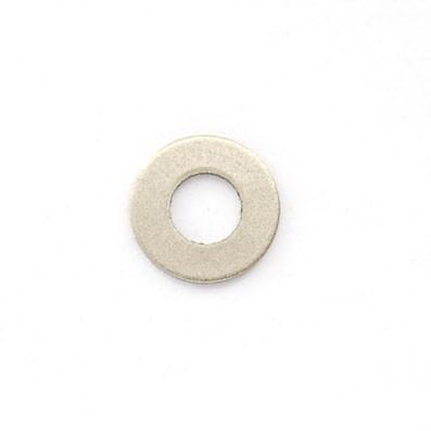 Arandela DIN 125 M3 de titanio gr. 2 (puro) - Arandela DIN 125 M3 de titanio gr. 2 (puro)