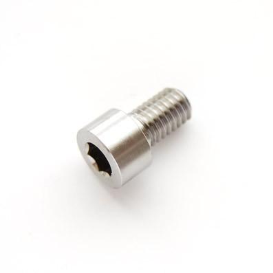 DIN 912 M6x10 titanio gr. 5 (6Al4V) - Tornillo DIN 912 M6x10 mm. de titanio gr. 5 (6Al4V)