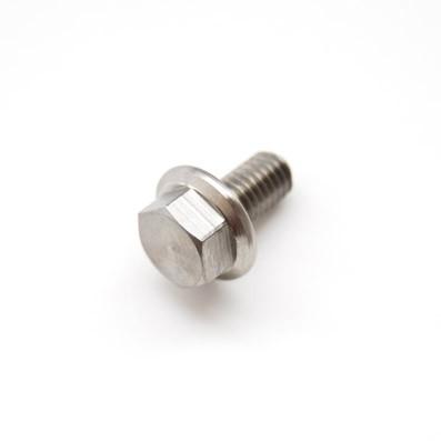 DIN 6921 M5x10 mm. de Titanio gr. 5 (6Al4V)