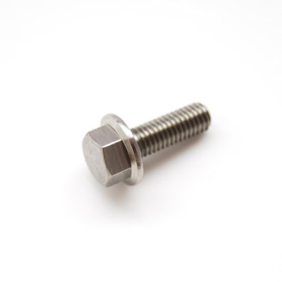 DIN 6921 M5x15 mm. de Titanio gr. 5 (6Al4V)