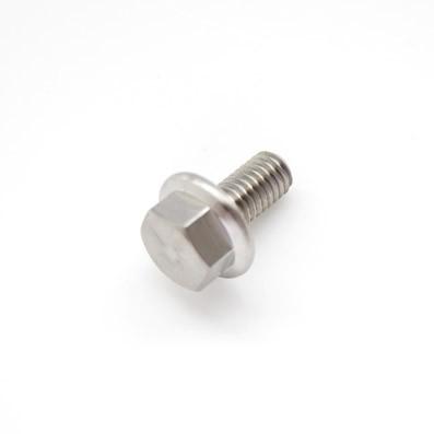 DIN 6921 M6x12 mm. de Titanio gr. 5 (6Al4V)