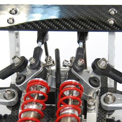 MODELISMO RC - RADIOCONTROL. Tornillería de aleación de TITANIO GR. 5 (6AL4V) ELI. Esta tornillería es de máxima calidad. Su calidad, dureza y precisión en su fabricación la hace tan fiable y duradera como la del mejor acero. EN SECCIÓN